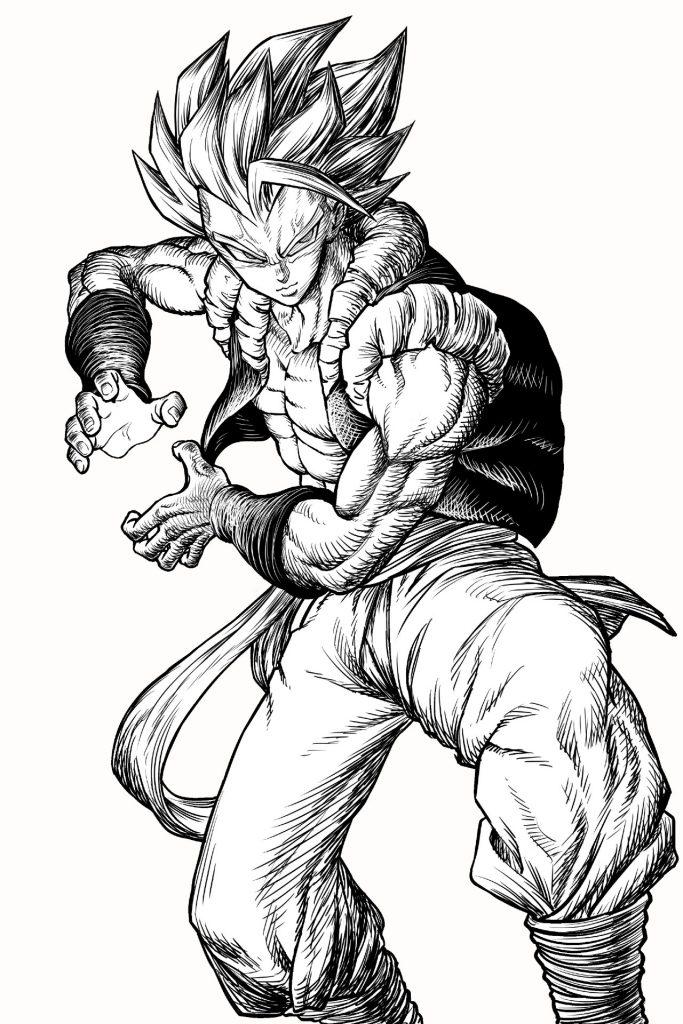Dragon-Ball-Gogeta-Berserk