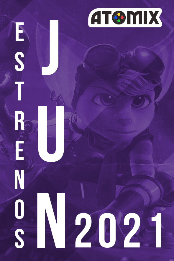 Lanzamientos Junio 2021