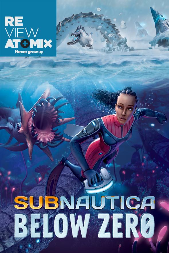 Reivew Subnautica Below Zero