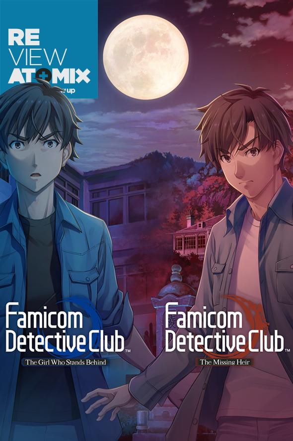Review Famicom Detective Club