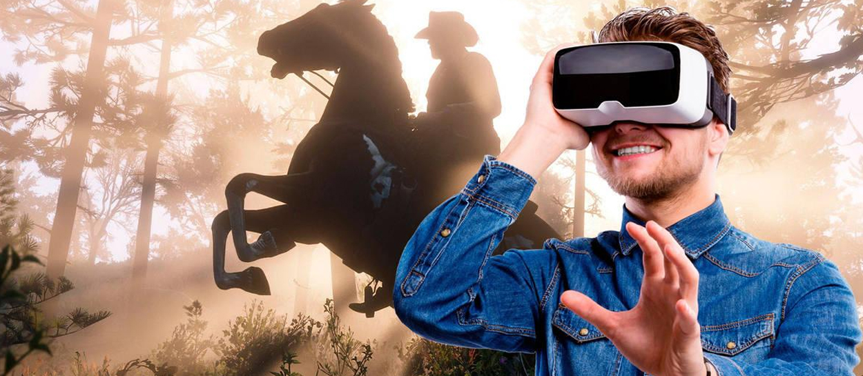 red dead vr