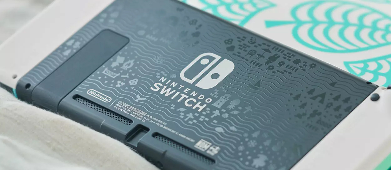 switch 84
