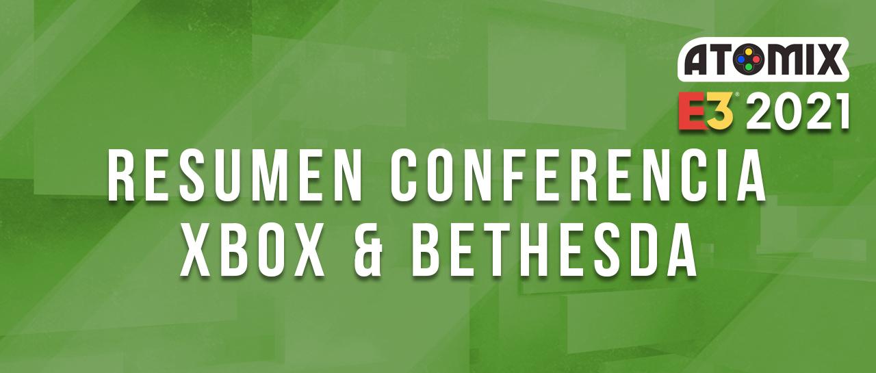 Baner Xbox y Bethesda