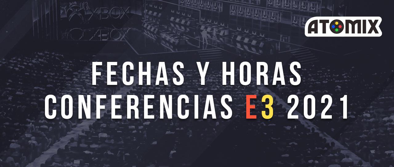 Conferencias E3 2021