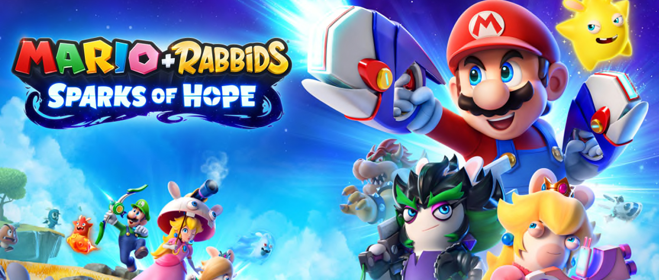 Mario + Rabbids- Sparks of Hope