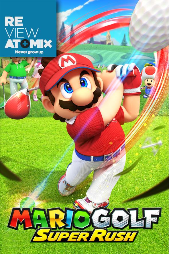 Review Mario Golf Super Rush
