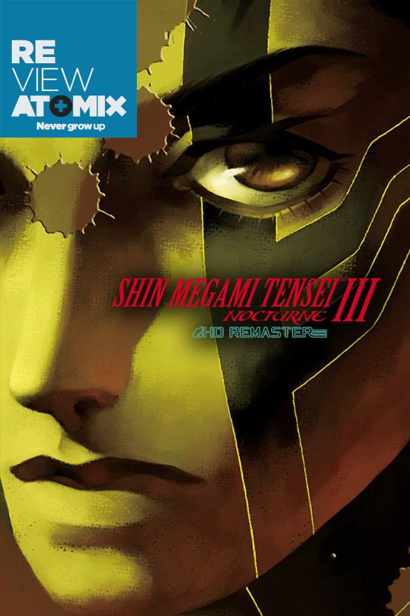 Review shin megami tensei iii nocturne hd remaster