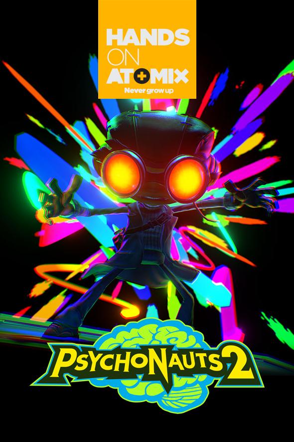 Hands On Psychonauts 2