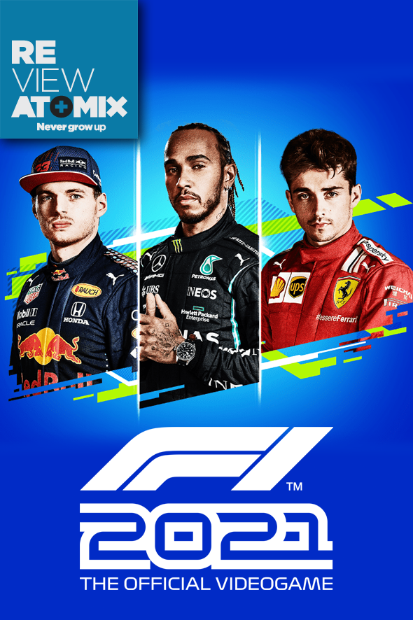 Review F1 2021 The Official Videogame