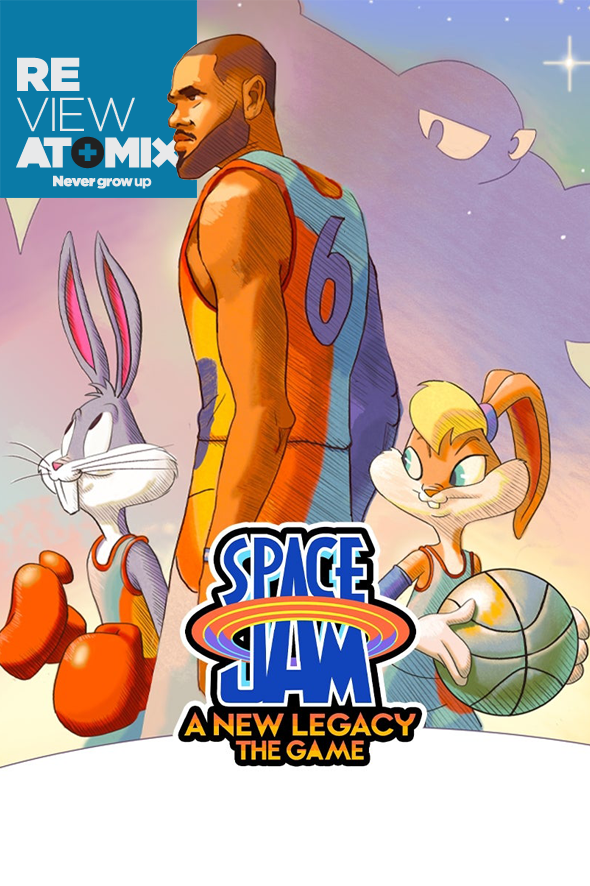 Review Space Jam A New Legacy The Game