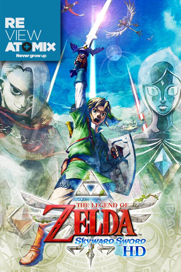 Review The Legend of Zelda Skyward Sword HD
