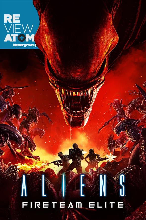 Review Aliens Fireteam Elite
