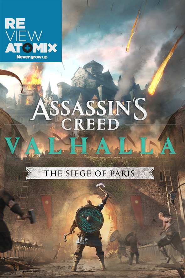 Review Assassin's Creed Valhalla The Siege of Pars