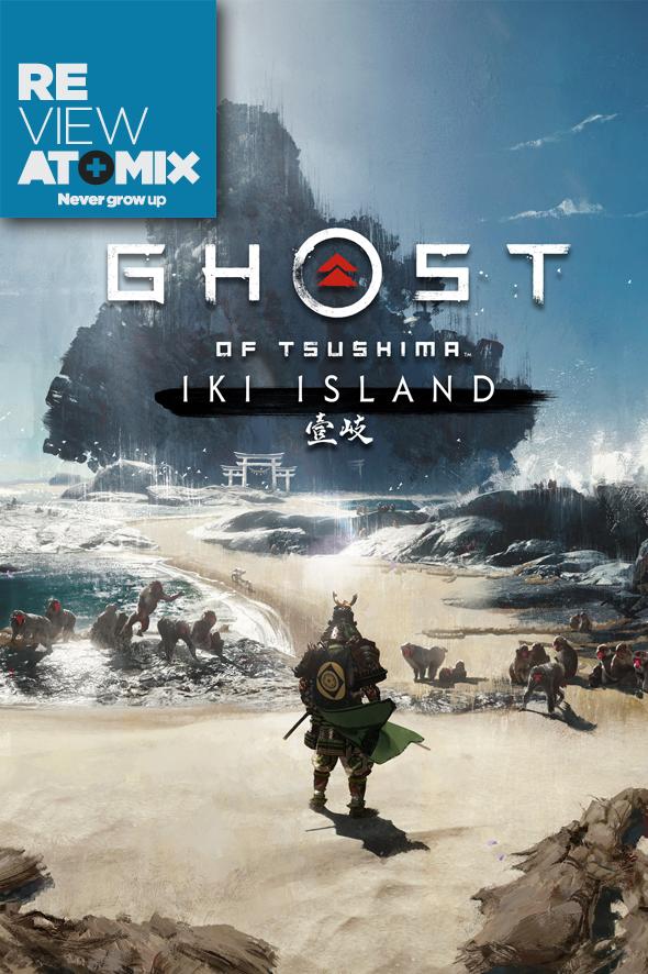 Review Ghost of Tsushima Iki Island