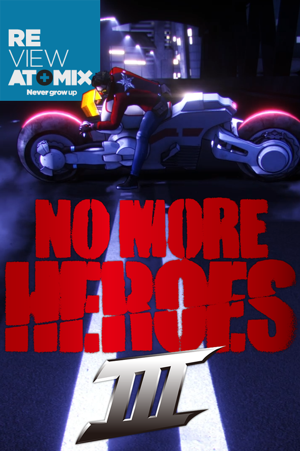 Review No More Heroes III