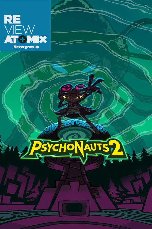 Review Psychonauts 2