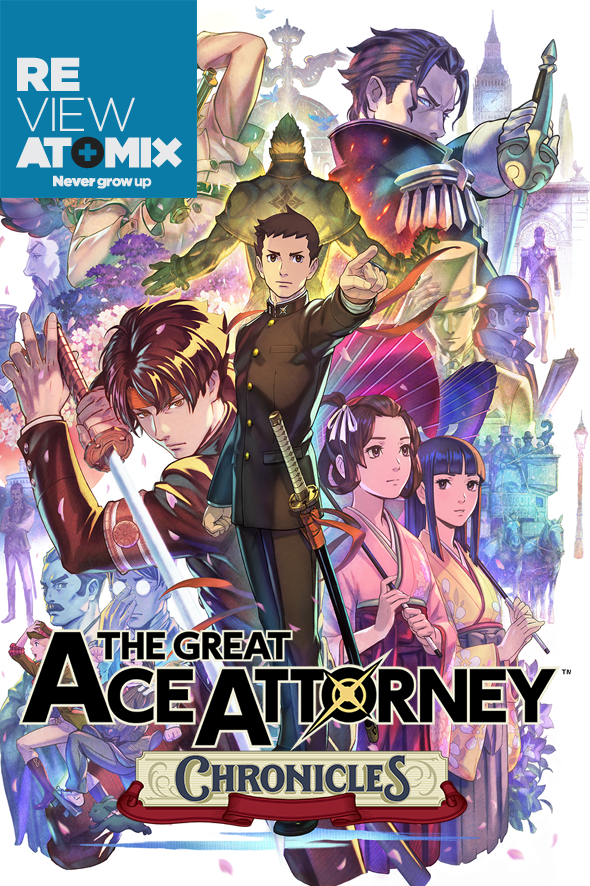 Review The Great Ace Attorney Chronciles