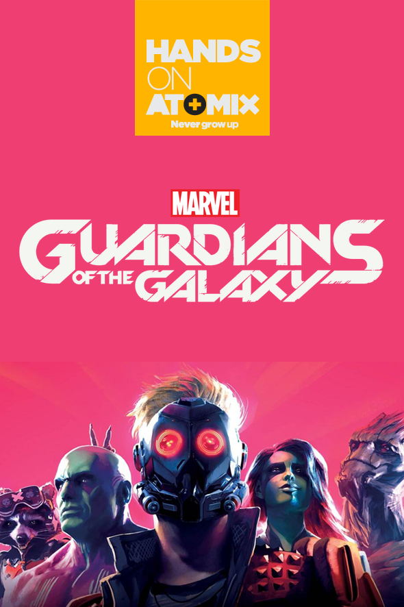 Hands On Marvel's Guardians of the Galaxy