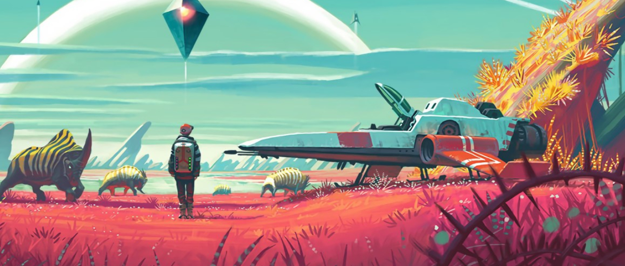 Many reviews of No Man's Sky on Steam are already positive