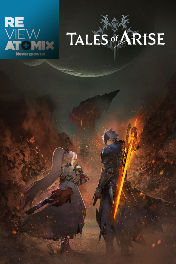 Reivew Tales of Arise