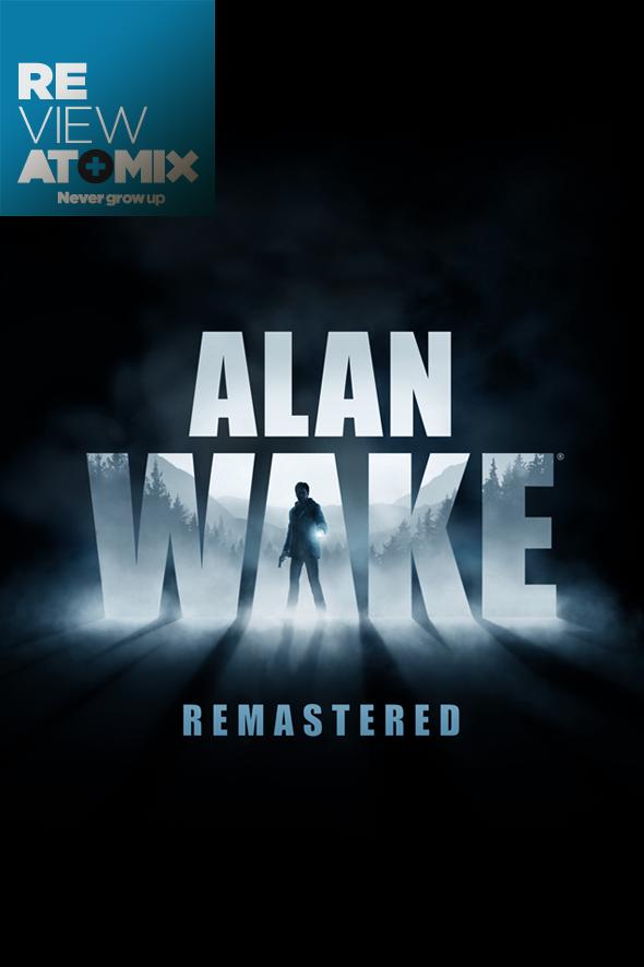 Review Alan Wake Remastered
