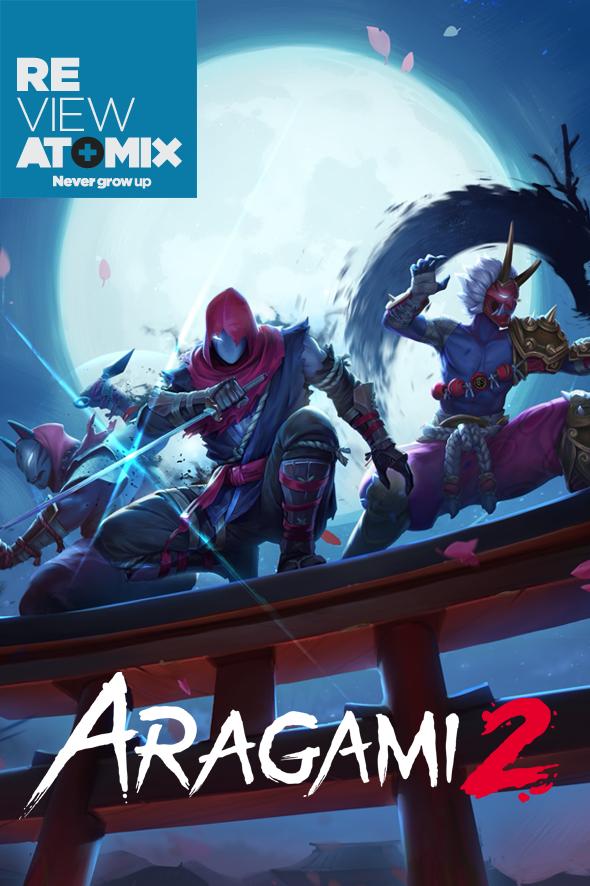Review Aragami 2