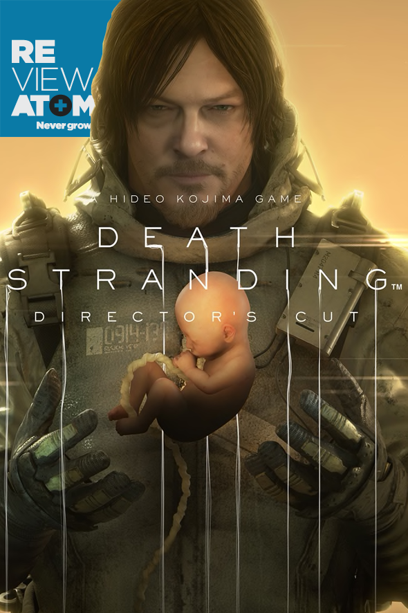Review Death Stranding Director's Cut