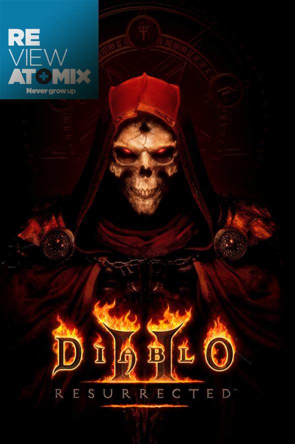 Review Diablo II Resurrected
