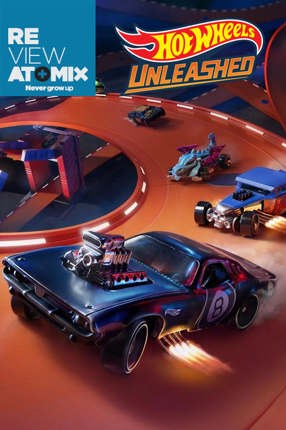 Review Hot Wheels Unleashed