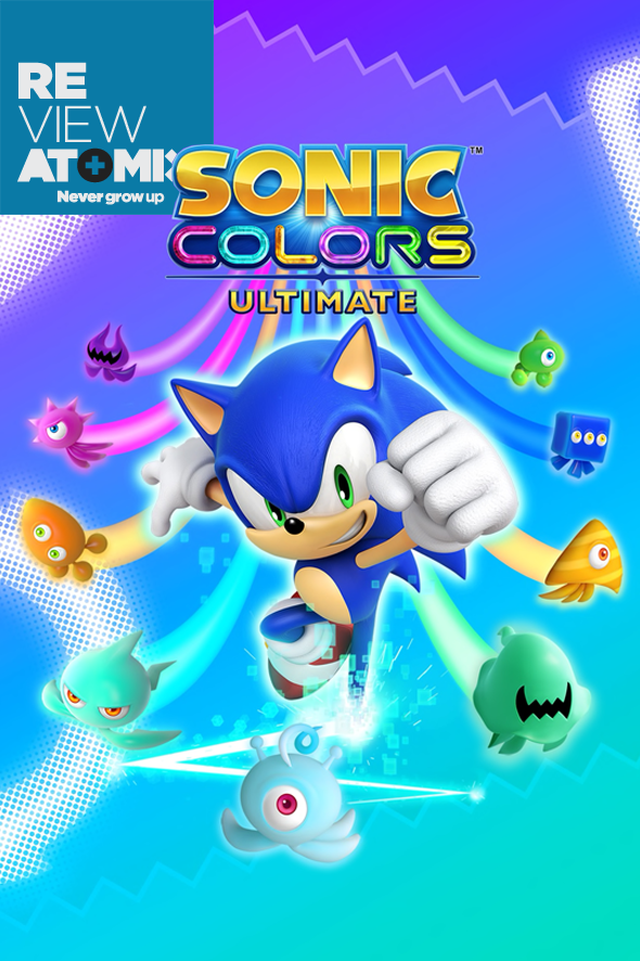 Review Sonic Colors Ultimate