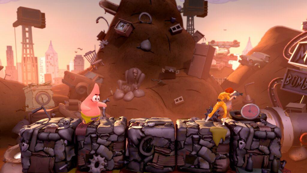 Nickelodeon All-Star Brawl_20211008085821