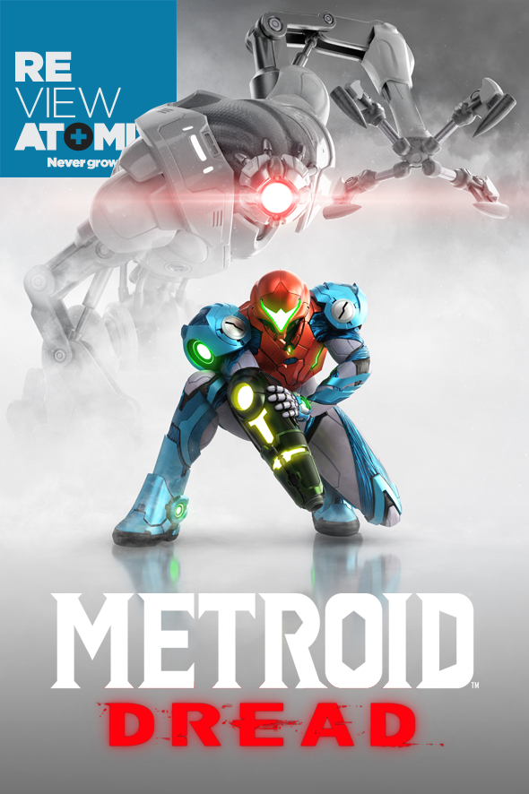 Review Metroid Dread