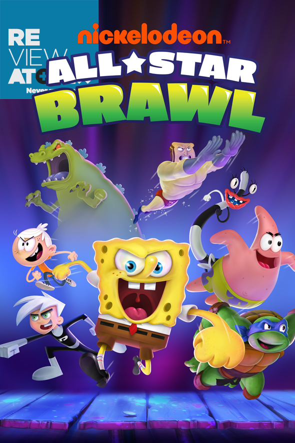 Review nickelodeon all star brawl